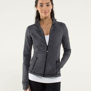 Lululemon Forme Jacket II Textured Size 2